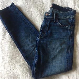 Mother Denim Skinny Jean